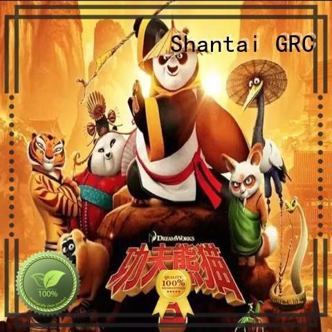 Shantai chang gfrg manufacturer for building
