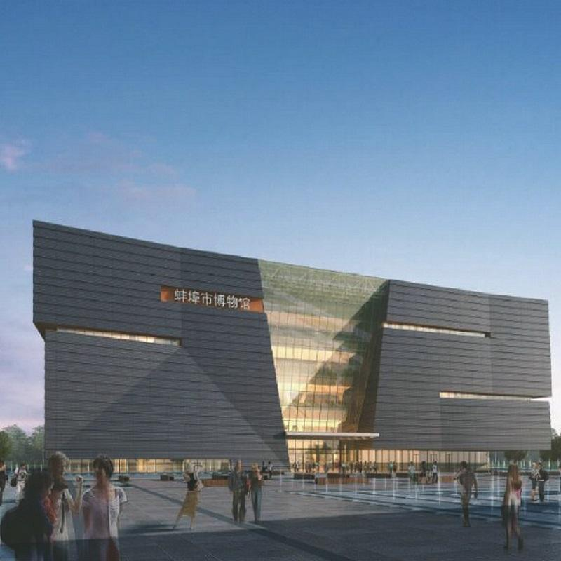 GRC GFRC PROJECT OF BENGBU MUSEUM