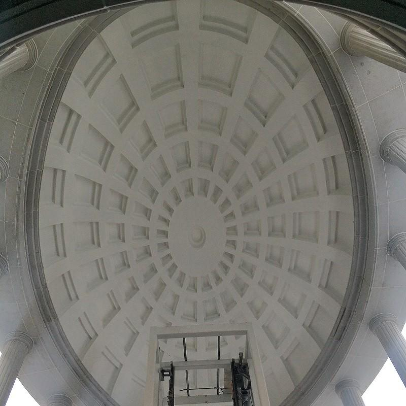 Suzhou Huawei GRC Hyperbolic Dome Project