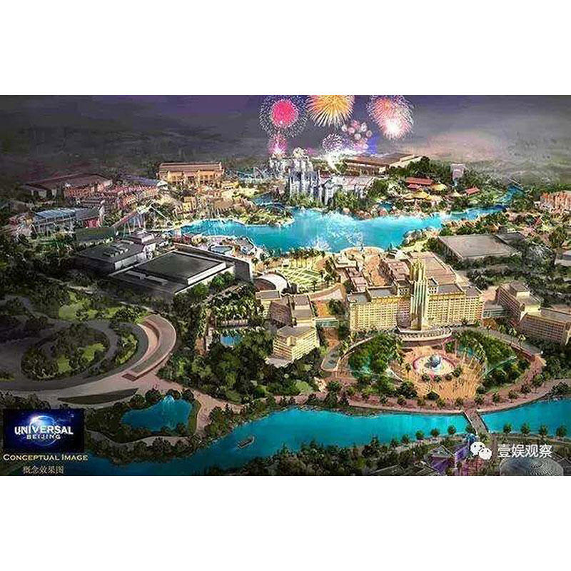 Beijing Global Hotel Project