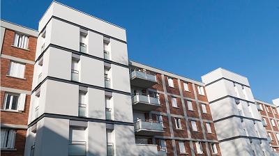 UHPC Panels Project-Apartment renovation in Paris, France