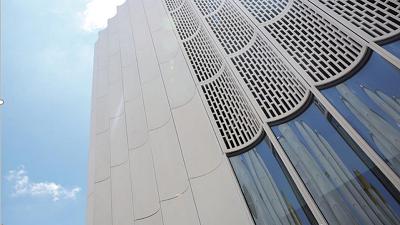 Ultra High Performance Concrete for Shenzhen Yuecai City