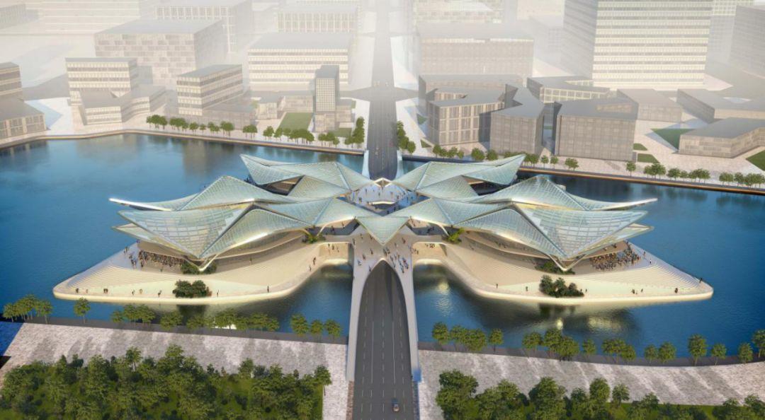 Jinwan Civic Art Center
