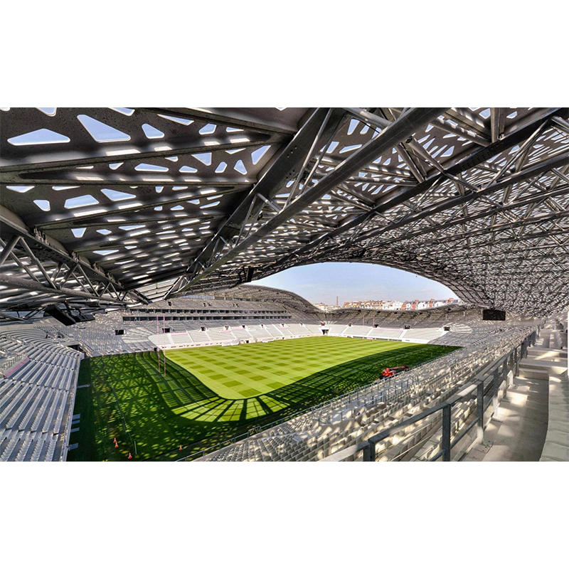 UHPC Material Application-Jean Boyne Stadium, Paris, France, 2013