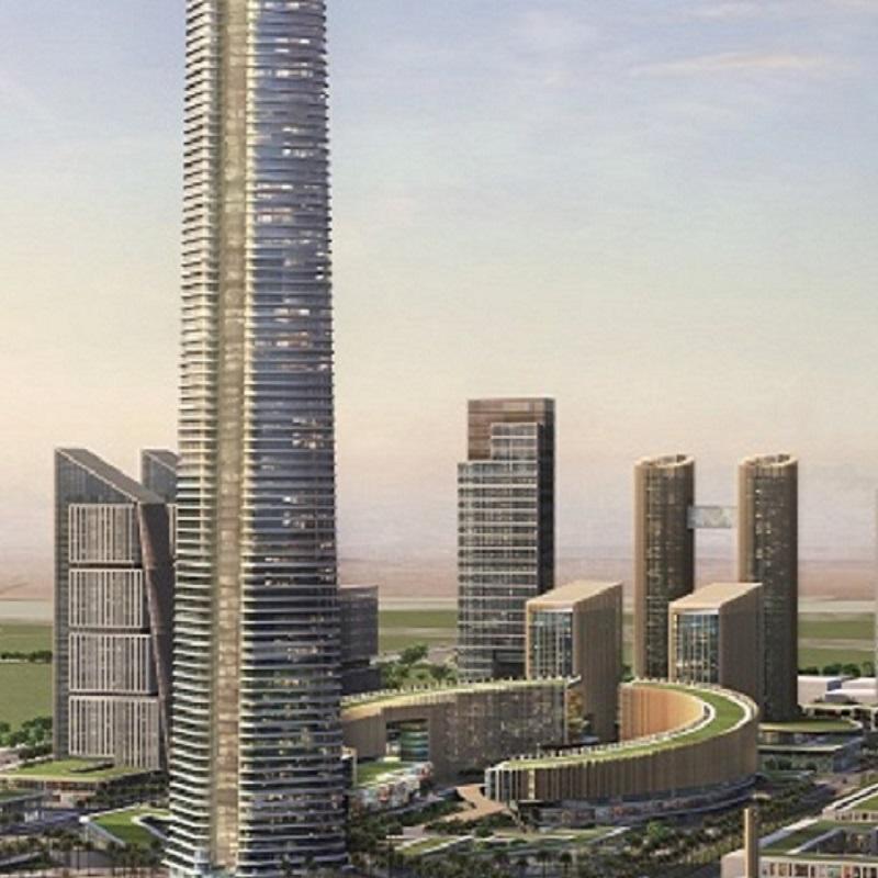 Egypt new capital CBD project