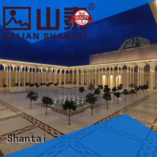 Shantai widely used grc material supplier for theater