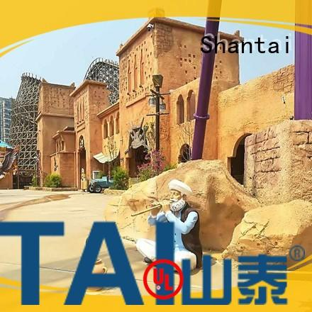Shantai valley frp material factory for building