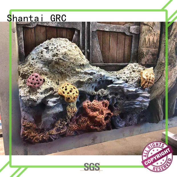 Shantai landscape cement plaster well-known brands for trader