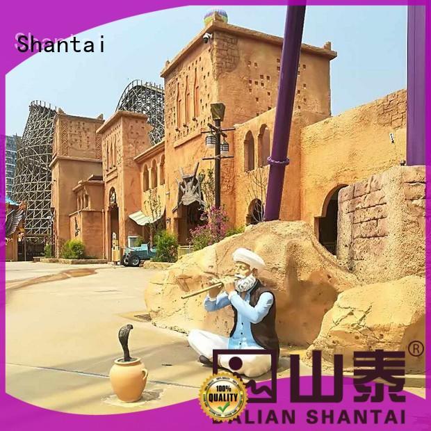 Shantai frp fiber reinforced plastic producer for building