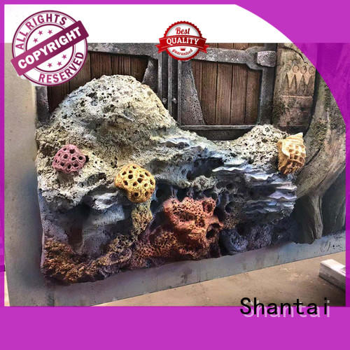 Shantai project2017 cement sculpture well-known brands for building