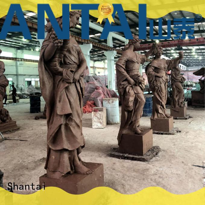 Shantai town gfrc panels supplier for theater
