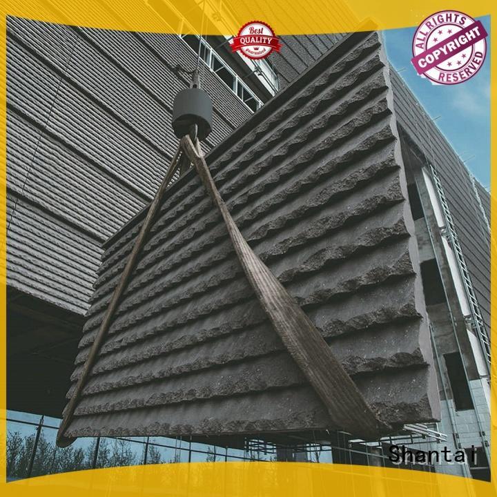 Shantai gfrc grc cladding design for building