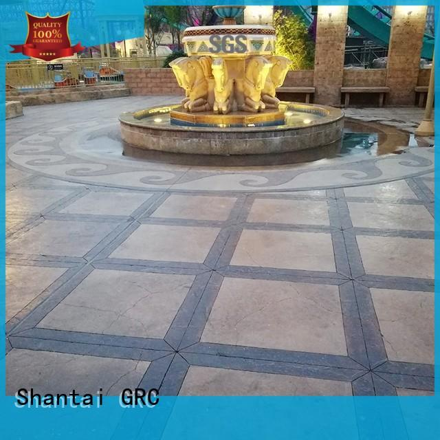 Shantai ground stained concrete floors 27 years' experience for various occasions