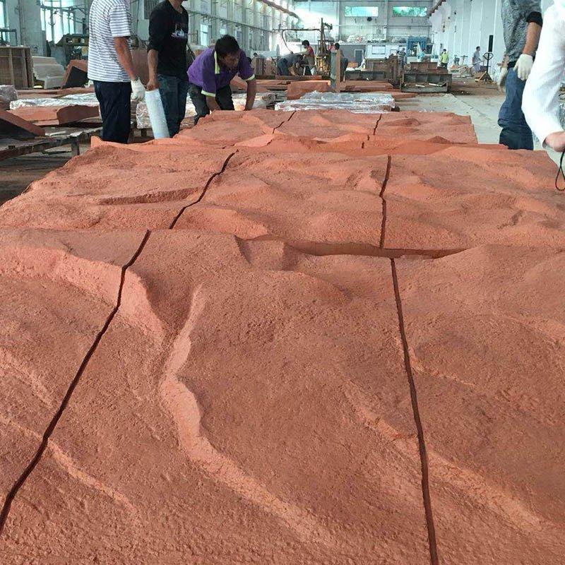 Chenzhou Feitianshan Scenic Area GFRC Project