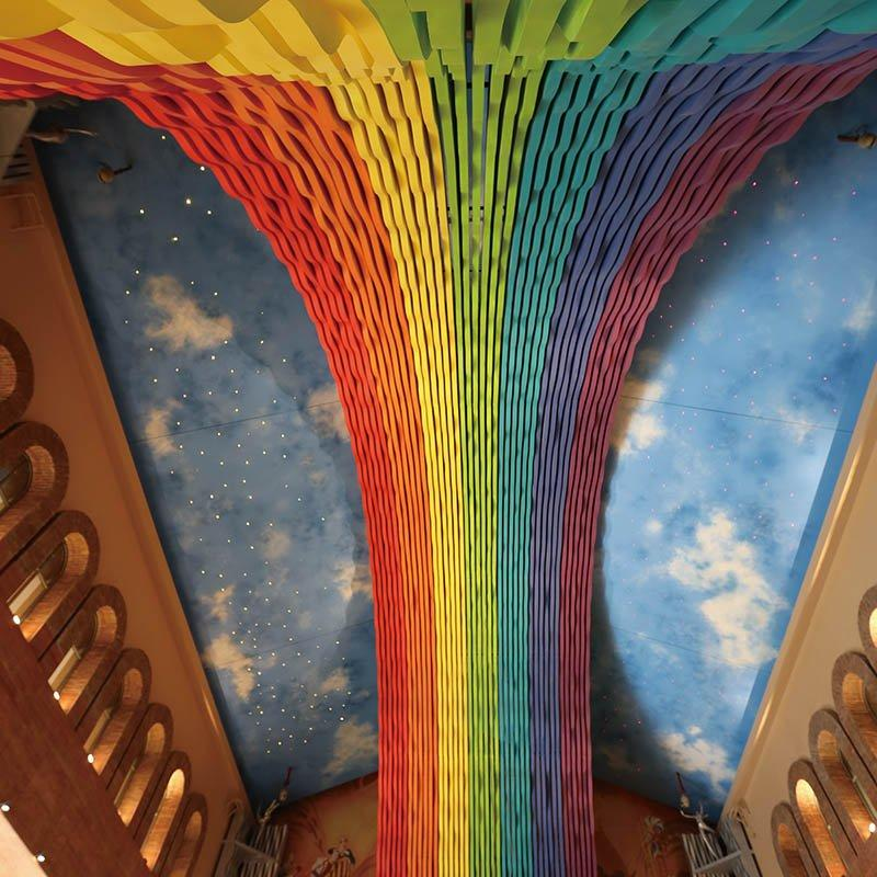 Zhuhai Chang Longmaxi Hotel Rainbow GRG-2014