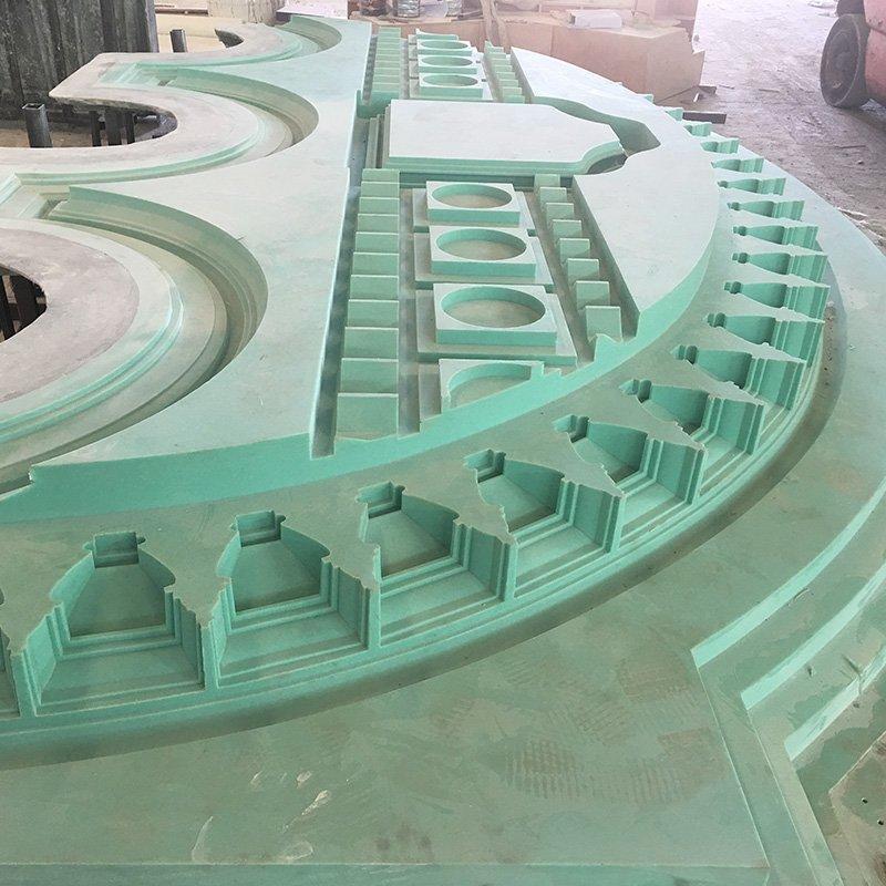 Glass Fiber Reinforced Cement Hangzhou Huawei GFRC -- 2017-2018