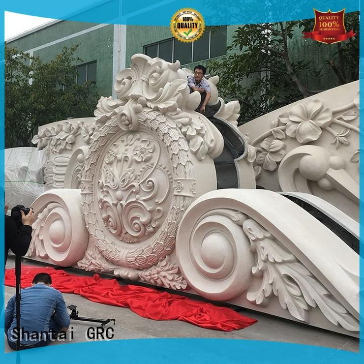Shantai phase frp material from China for building