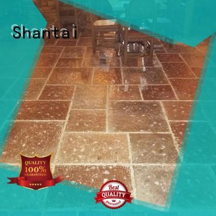 Shantai floorchengdu color concrete floor 27 years' experience for house