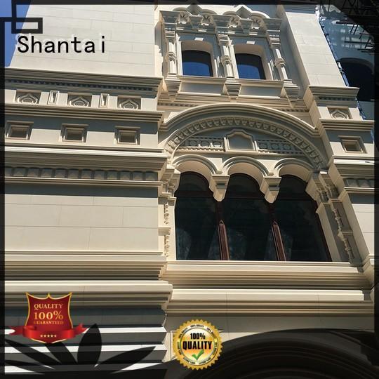 Shantai disneyland grc material customization for theater