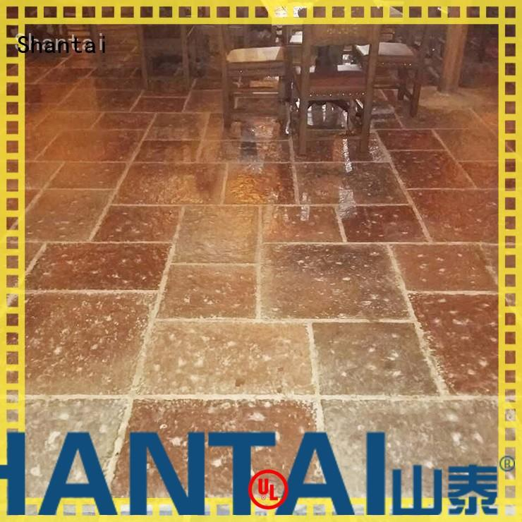 Shantai concrete color concrete floor 27 years' experience for various occasions